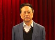 """中华思源工程扶贫基金会理事长陈昌智:感谢社会各界联合""""思源工程""""抗击疫情"""