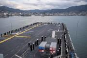 美军最强两栖战舰进驻日本搭载F-35战力远超过轻型航母