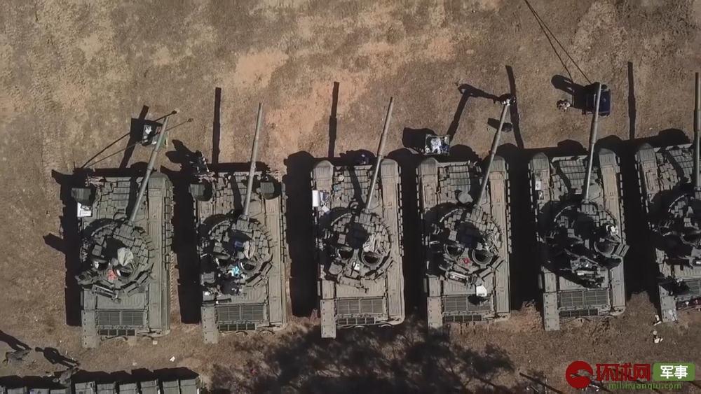 中國鄰國坦克部隊鳥槍換炮?從T-34直接換裝T-72坦克