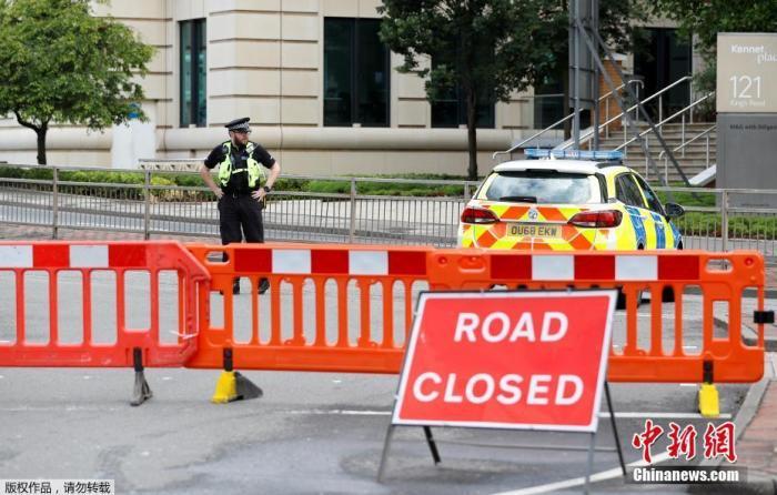 英外交大臣:英国疫情高峰未过 封锁政策暂不改变