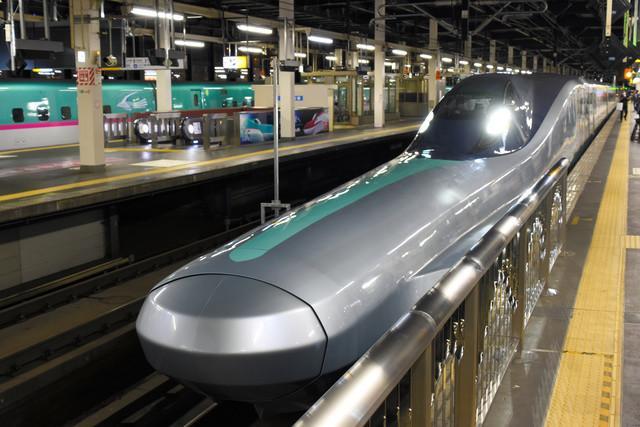 日本公然新一代新干线列车试行状态,最高时速达400公里