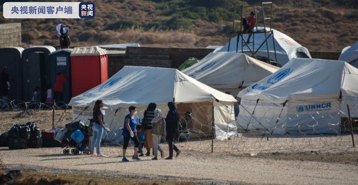 希腊3.2万名非法移民逃亡申请遭拒后不知所踪