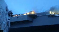 火災損失等同航母造價?俄船廠高管披露事故詳情