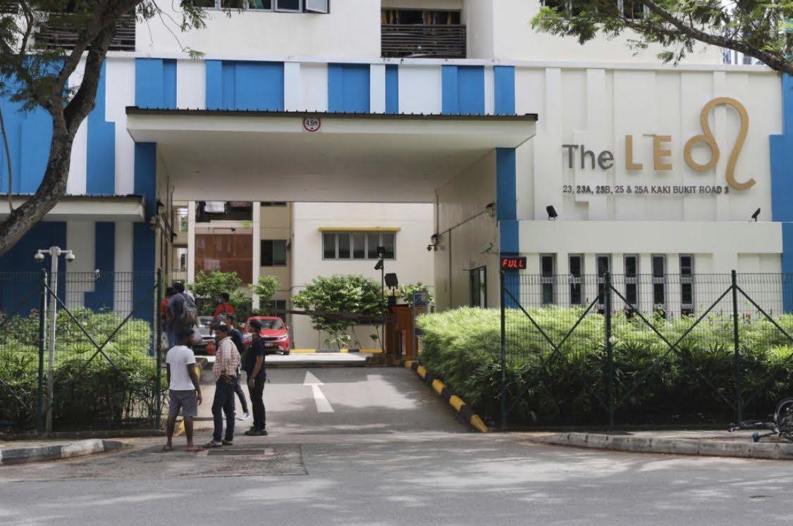 buy apple developer account:新加坡外籍工人宿舍再现新冠肺炎确诊病例 每14天将举行一次病毒检测 第1张