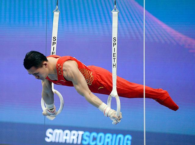 """中国体操队举办今年首次队测 47个""""难""""、""""新""""动作亮相"""