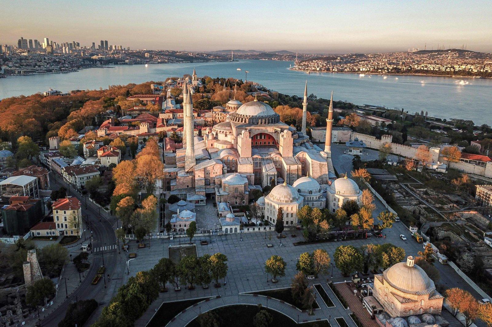 allbet登录网址:土耳其最高行政法院作出裁决!圣索菲亚博物馆或将改建为清真寺 第2张