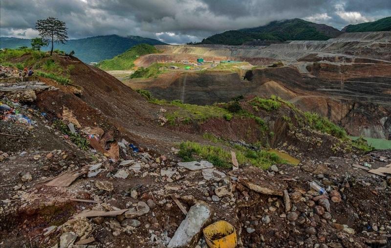 缅甸帕敢翡翠矿区塌方频发 仍有77户居民拒绝撤离危险区域