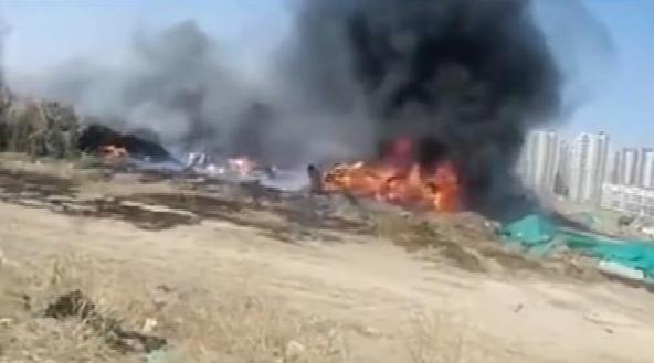 天津一男子祭祀烧纸引发火灾 警方依法处以15日行政拘留