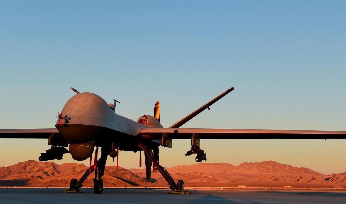 """MQ-9""""收割者""""不再受美空军青睐 制造商通用原子公司被迫裁员"""