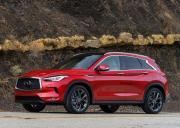 英菲尼迪推迟5个月量产全新轿跑SUVQX55