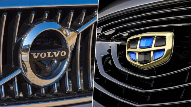 沃尔沃汽车计划与吉利汽车合并资产纳入吉利香港上市公司