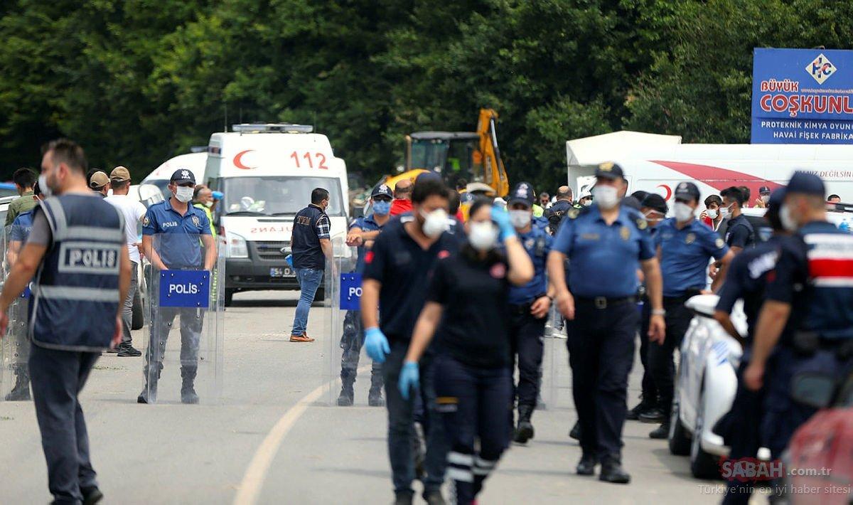 欧博开户:土耳其萨卡里亚烟花厂爆炸 罹难人数上升至6人 第3张