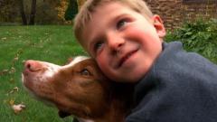 美6岁男孩带宠物狗走失 无人机和热成像技术成就深夜营救