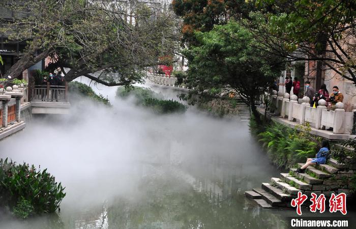 福州:景区运行井然有序