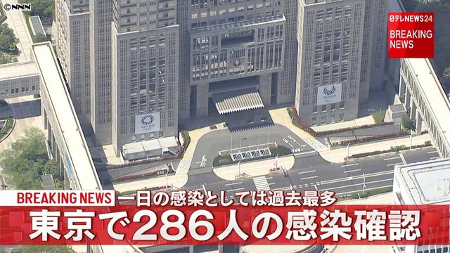 大发888客户端:东京都现单日最大增幅 日本专家:应该学习武汉,全员检测 第1张