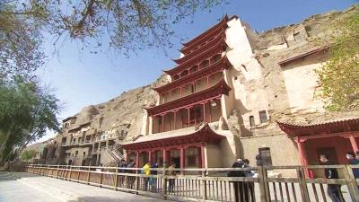 莫高窟恢复开放 两天接待游客1474名