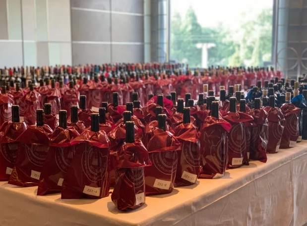 400款葡萄酒同台竞技,全国各大产区齐聚宁夏