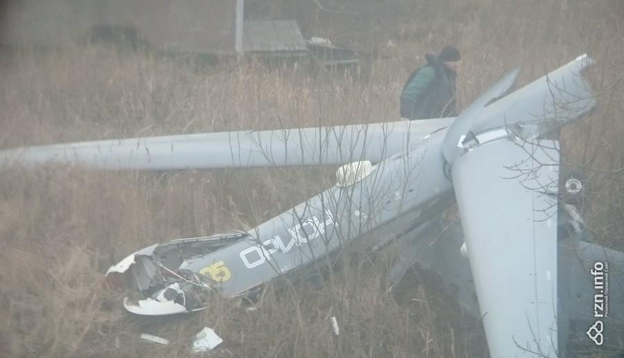 俄最新无人机试飞时在公寓楼附近坠毁称设备失灵