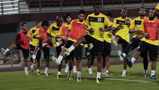 allbet登录官网:多名球员疑似熏染新冠肺炎 阿联酋阿尔瓦赫达足球队将缺席亚冠联赛 第1张