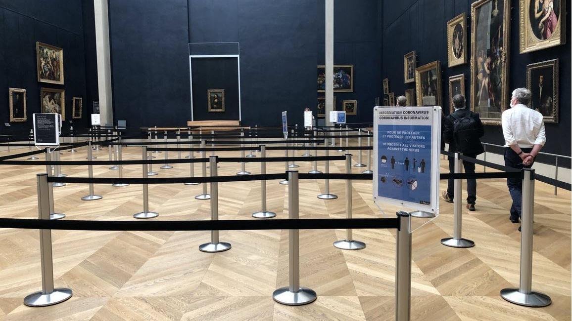 欧博客户端下载:法国卢浮宫7月6日起重新向民众开放 第1张