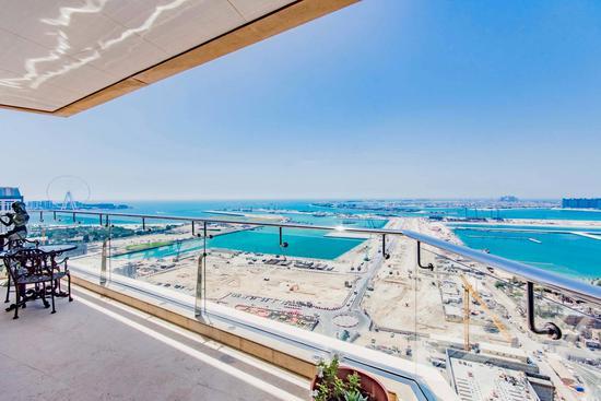 费德勒1300万磅迪拜买公寓可预定直升机出行