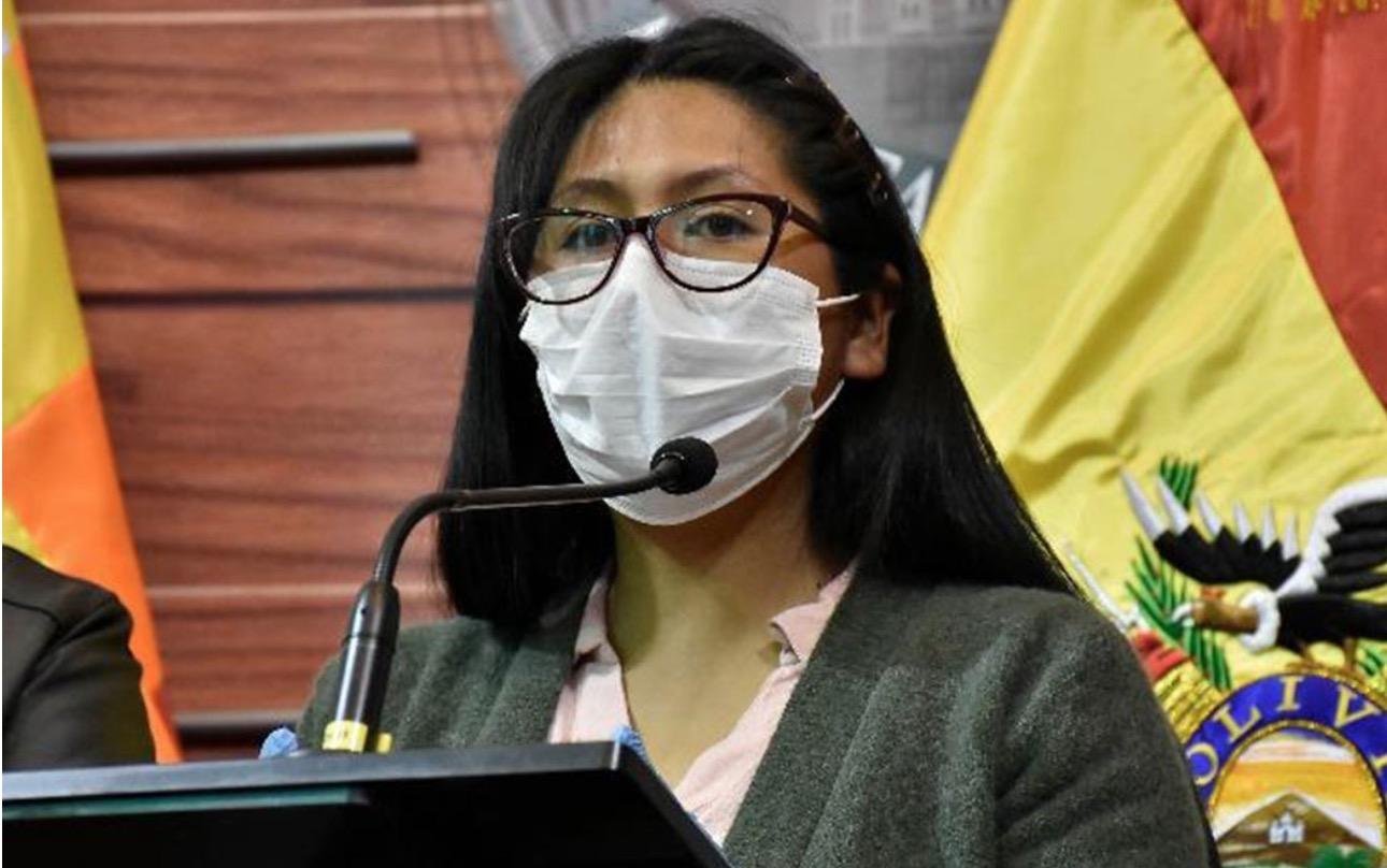allbetgaming下载:玻利维亚参议院主席确诊熏染新冠肺炎  第1张