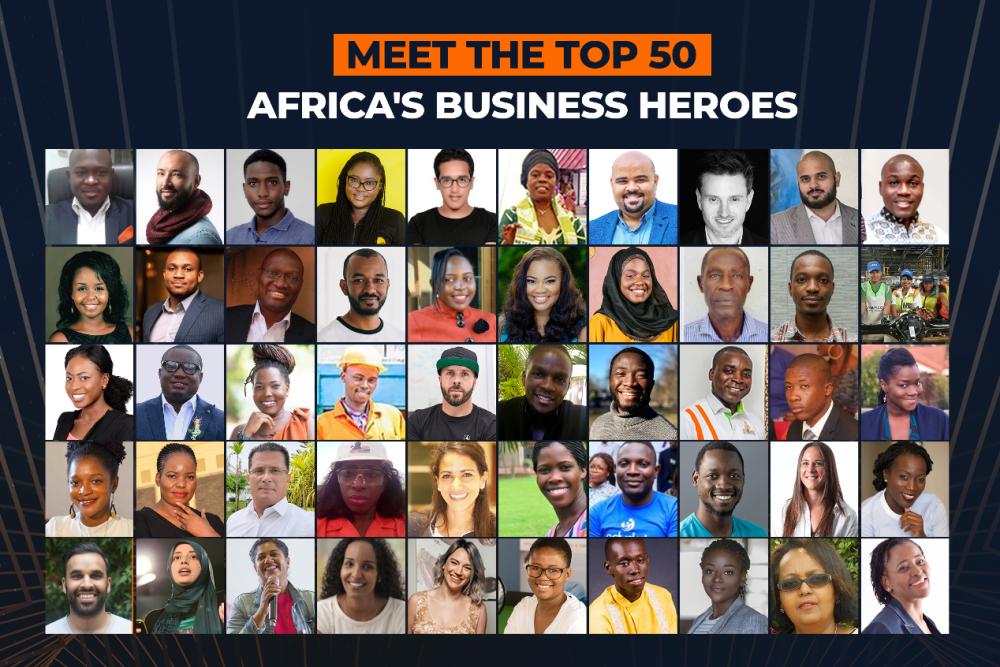 第二届非洲创业者大赛公布50强名单,马云支持非洲创业继续发力