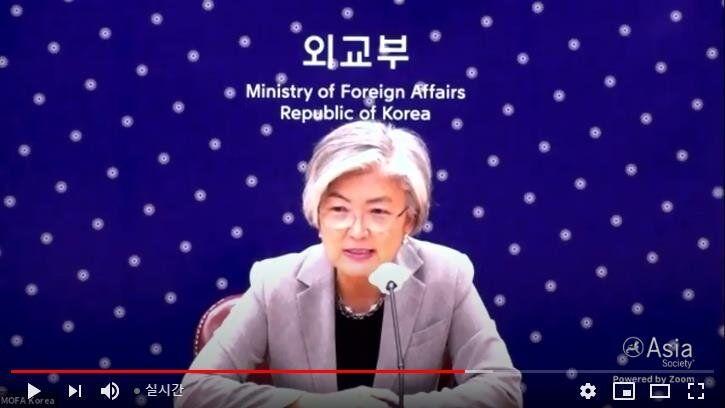 """韩国称无意加入""""四方平安对话""""牵制中国 第1张"""