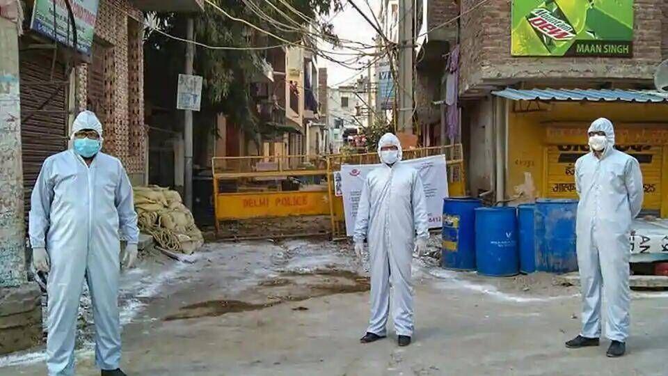 印媒称德里超35名新冠肺炎疑似患者失踪,警方:正在找!