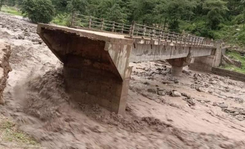 皇冠app:尼泊尔远西部地区发生洪水和泥石流 造成10人殒命 第1张
