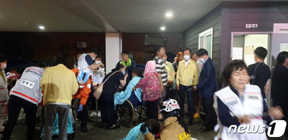 px111.net:突发!韩国一家医院破晓起火已致56人受伤2人殒命 第2张