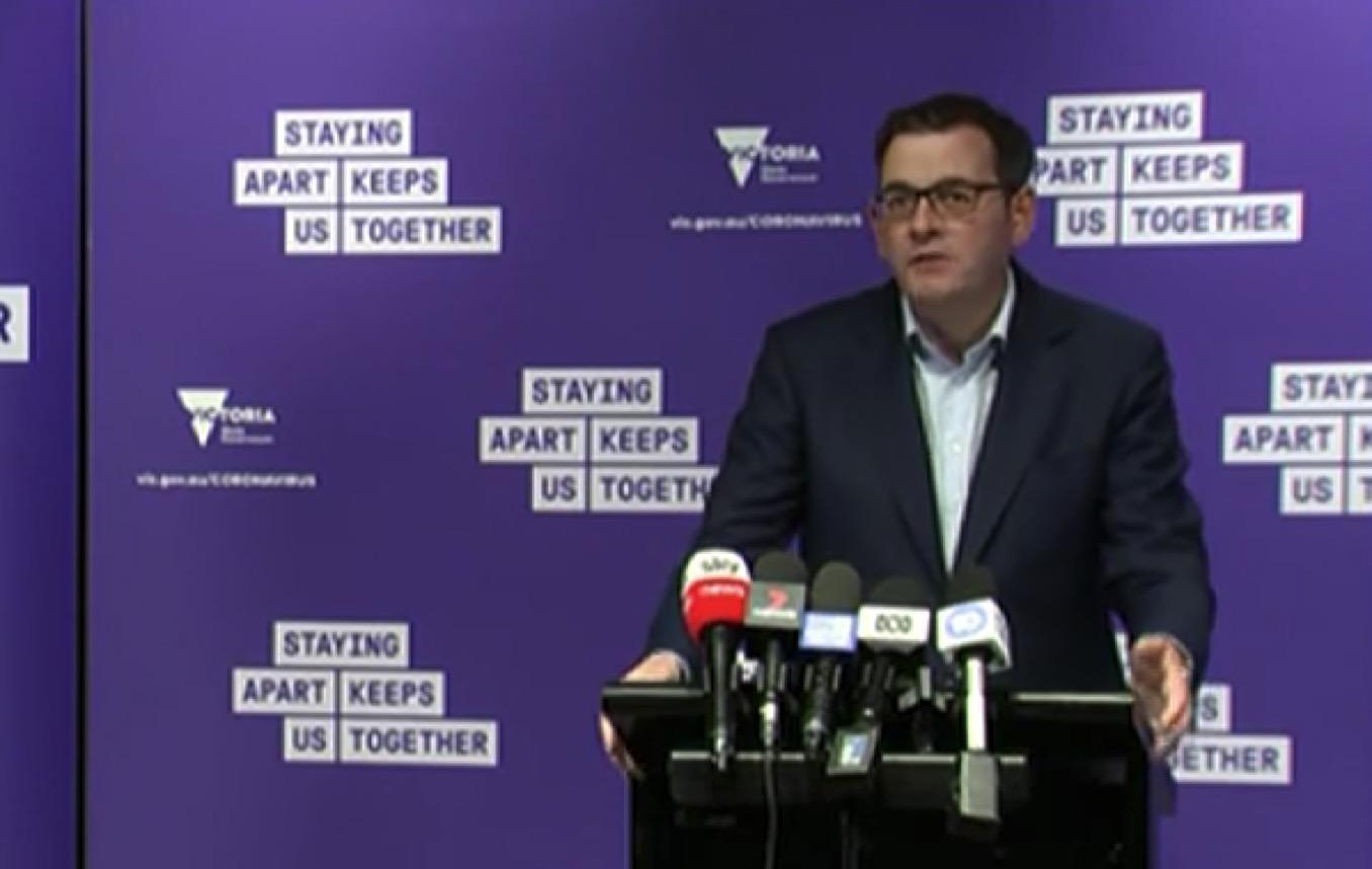 allbet登录官网:澳大利亚维多利亚州单日新增居高位 联邦政府再派1000名国防军支援抗疫 第1张