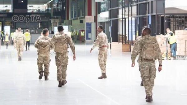 英国近一成军人因疫情在家上班,严重影响战备