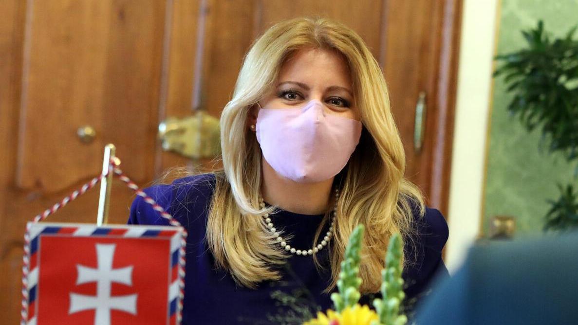 欧博网址:斯洛伐克总统恰普托娃将接受新冠病毒检测