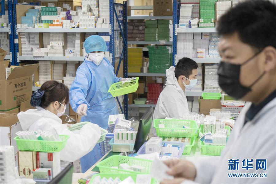 探访武汉慢病重症药店:取药员每日人均拿药3万盒