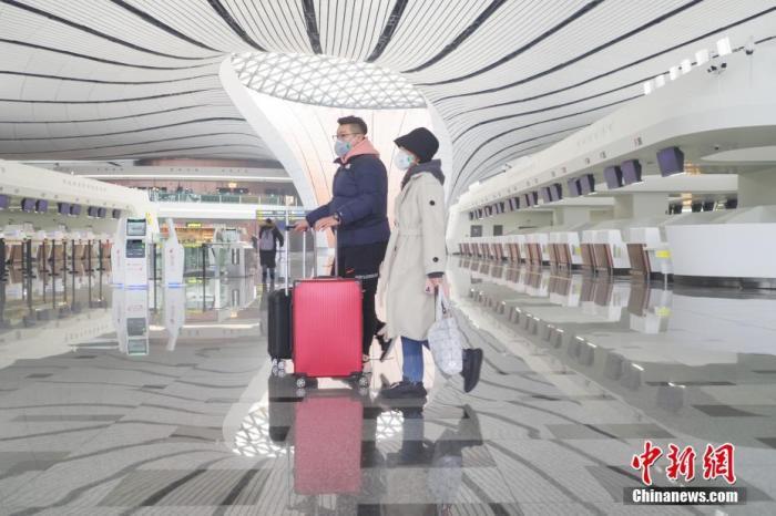 六月起北京大興國際機場國內航班逐步恢復