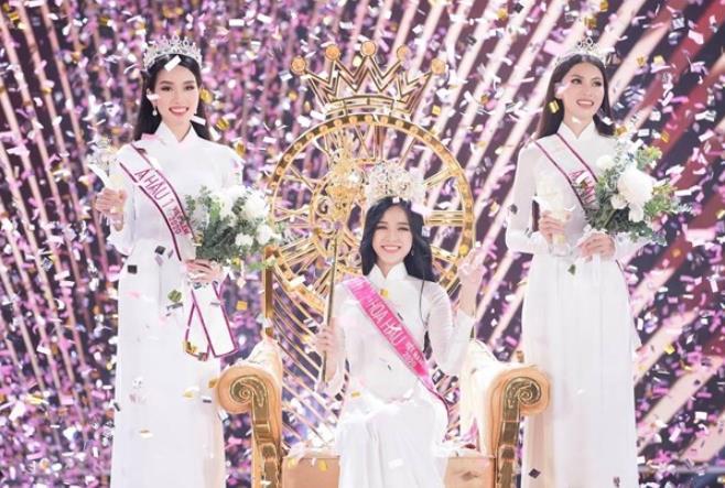 usdt支付(caibao.it):2020年越南小姐出炉:20岁大学生夺冠 为报名攒钱数月 第3张