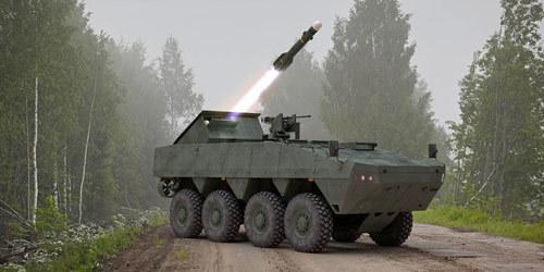 """""""硫磺石""""导弹罕见与地面车辆结合将装备波兰陆军"""