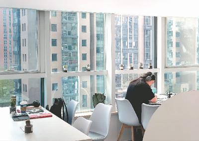 多城市相继出现付费自习室 你愿意花钱上自习吗?