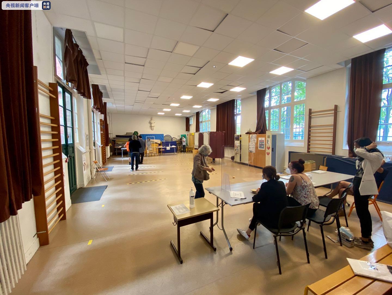 欧博allbet客户端:法国市镇选举第二轮开局投票率低迷 第2张