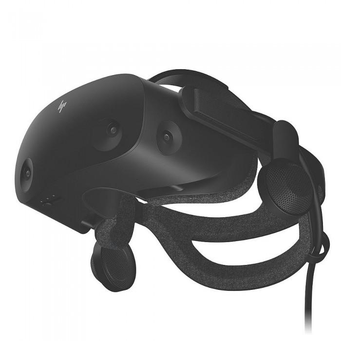 惠普新款VR头显谍照曝光:配运动控制器兼容SteamVR
