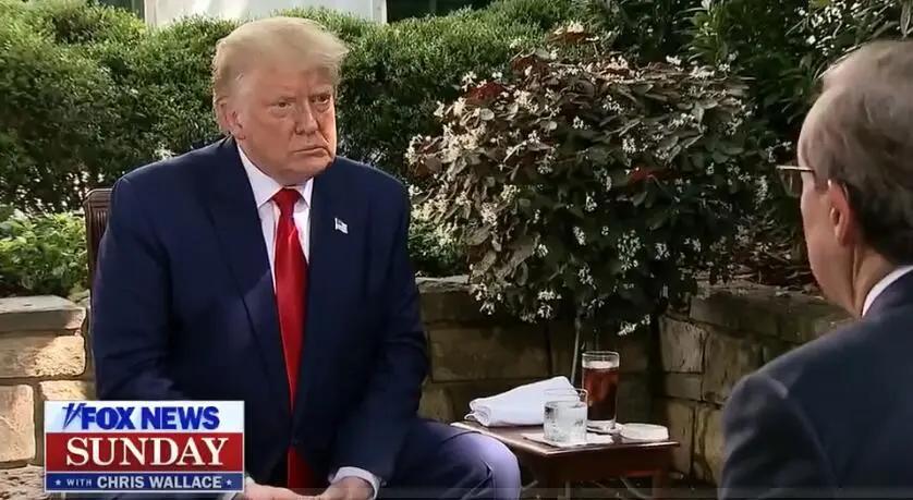 """大发888娱乐下载:特朗普又在口罩问题上吐槽,CNN则发出我们看来很""""旧""""的忠告! 第1张"""
