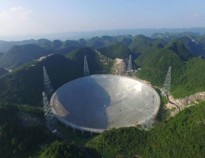 """浪潮存储助力全球最大射电望远镜——""""中国天眼""""运行"""