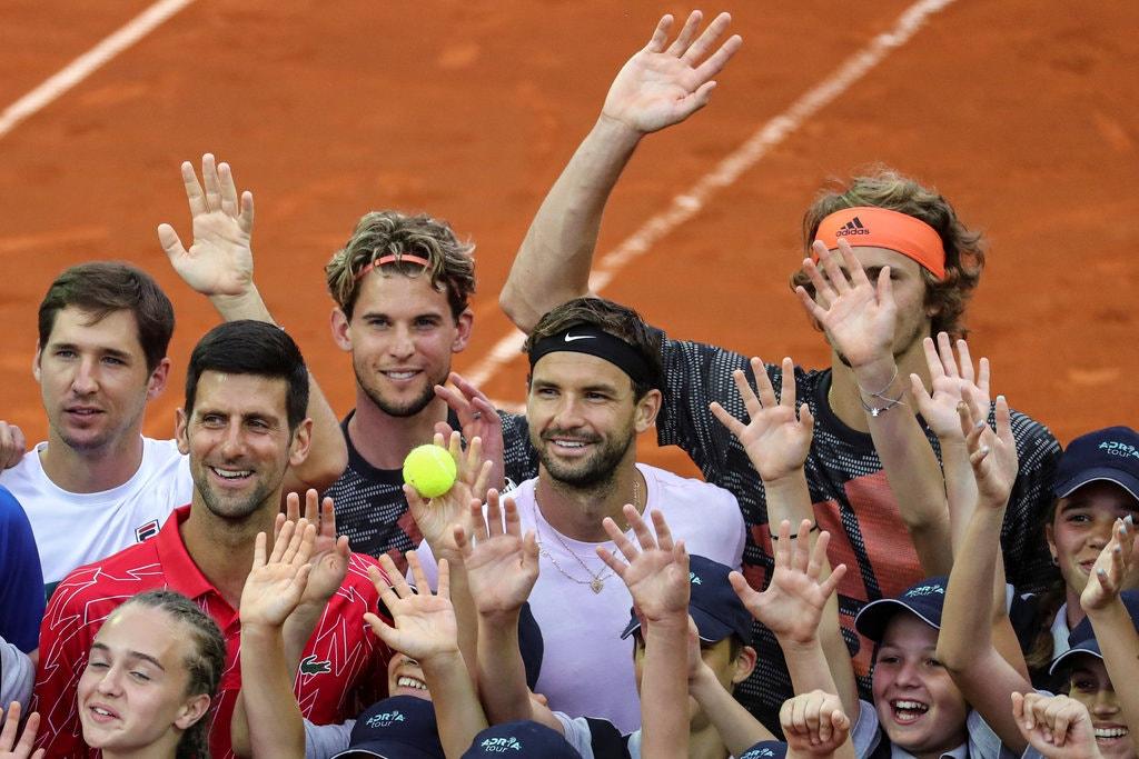 【哈尔滨车模】_塞尔维亚网球名将德约科维奇新冠病毒检测结果呈阳性