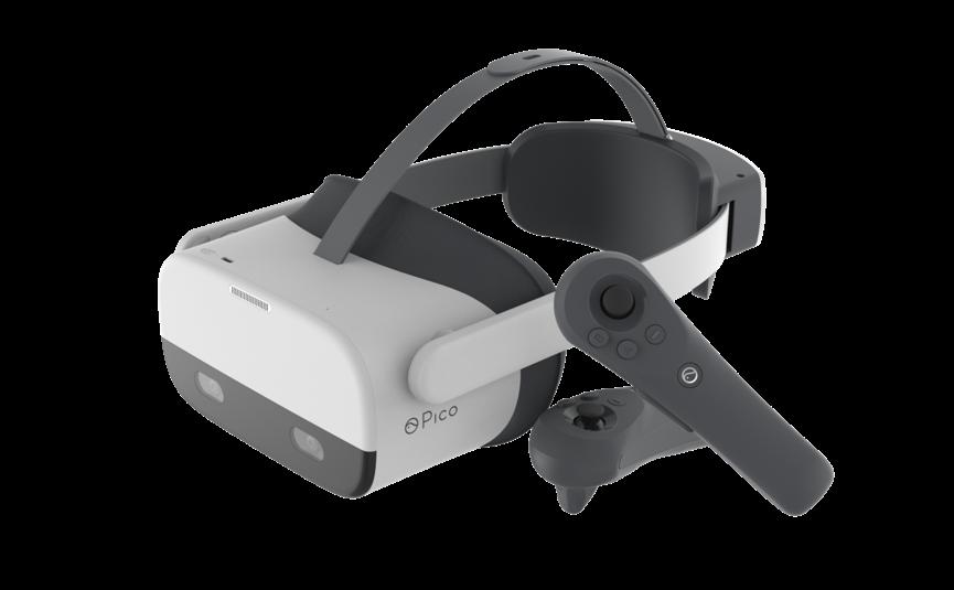 PicoNeo2VR一体机发布着重提升游戏体验 获得了CES创新产品奖