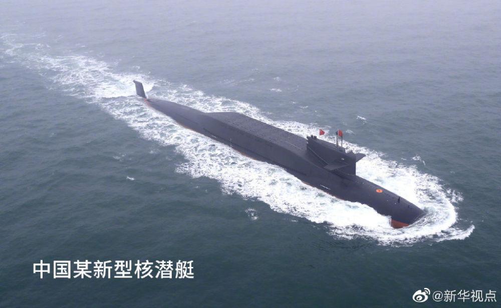 """美报告宣称中国新添两艘核潜艇又搬出""""中国威胁论"""""""