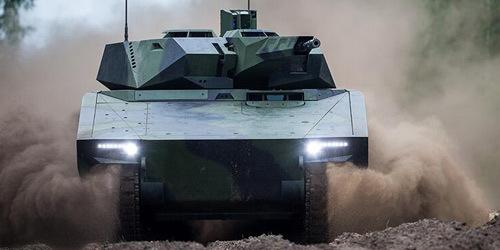 """匈牙利斥资20多亿美元购买200多辆德国""""山猫""""装甲车"""