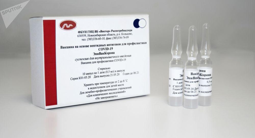 俄罗斯已注册第二种新冠疫苗副总理已接种  第1张