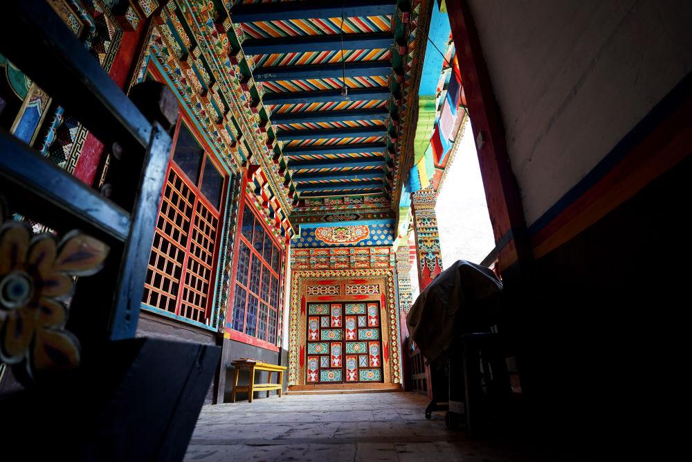 怒江峡谷沿岸的建筑瑰宝——东坝民居