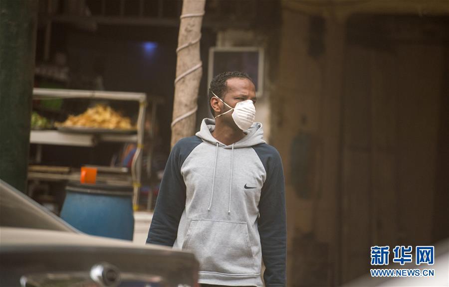 埃及新冠确诊病例超过千例
